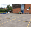 Playground before classroom extension .JPG