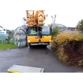 Crane arriving on to the playground .jpg