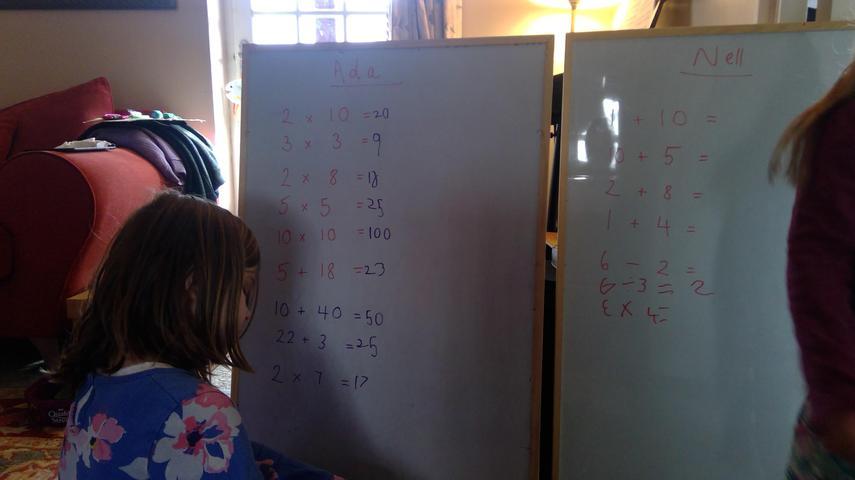 Ada's Maths