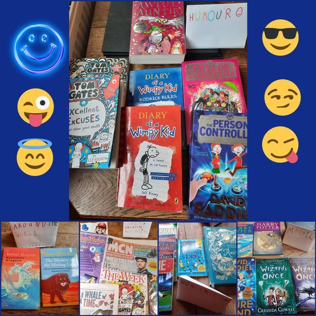 Calum's Book Fair