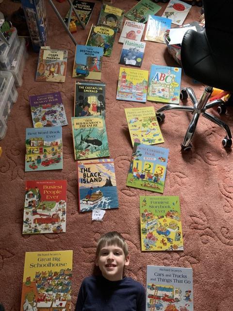 Luka's Book Fair