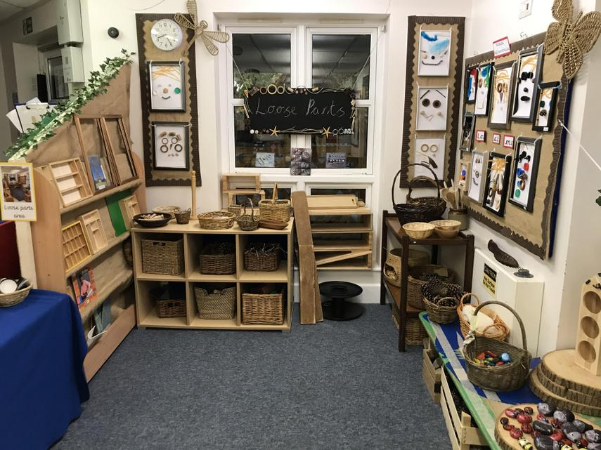 Our Loose Parts area