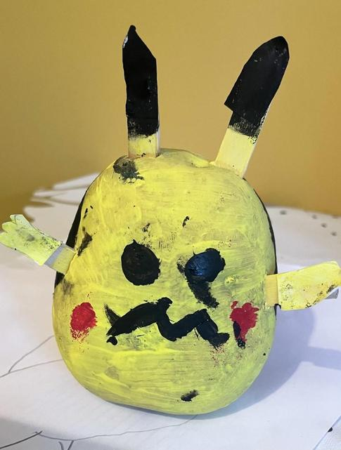 Freddie C potato character