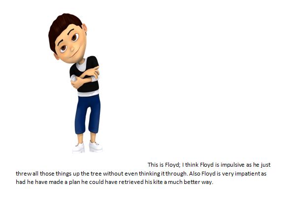 George's description of Floyd