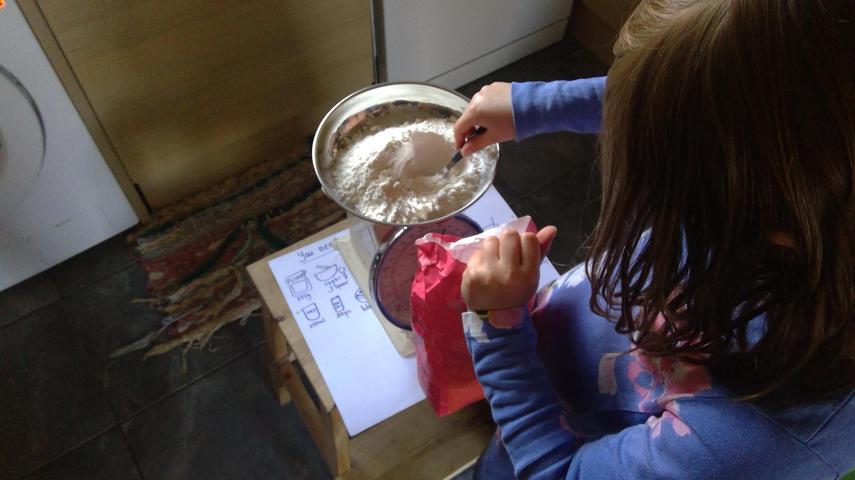 Ada's Maths - weighing