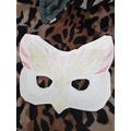 Hannah's mask