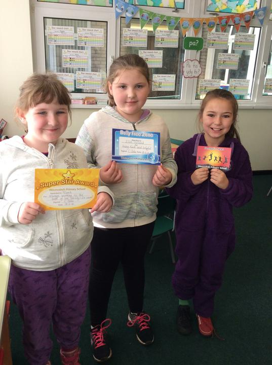 Our Year 3 stars!