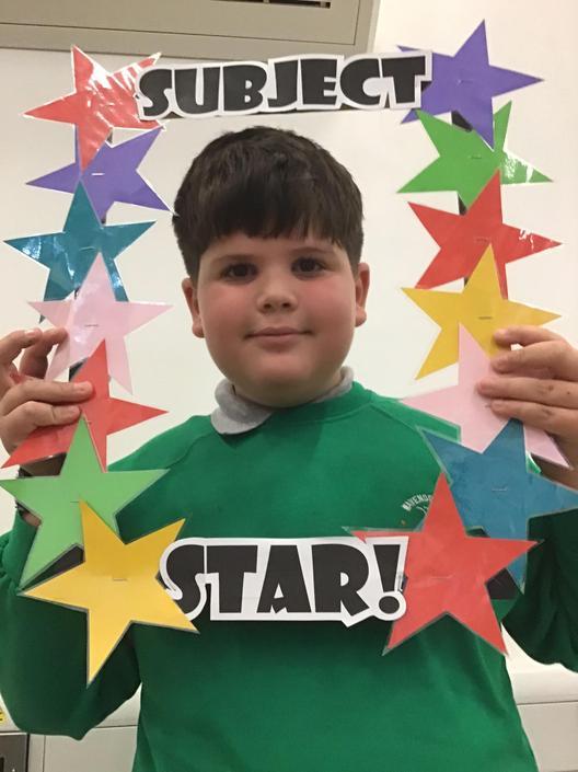 Humanities subject star!