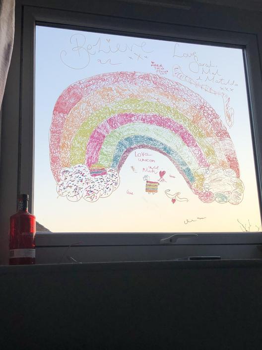 Maleah's rainbow