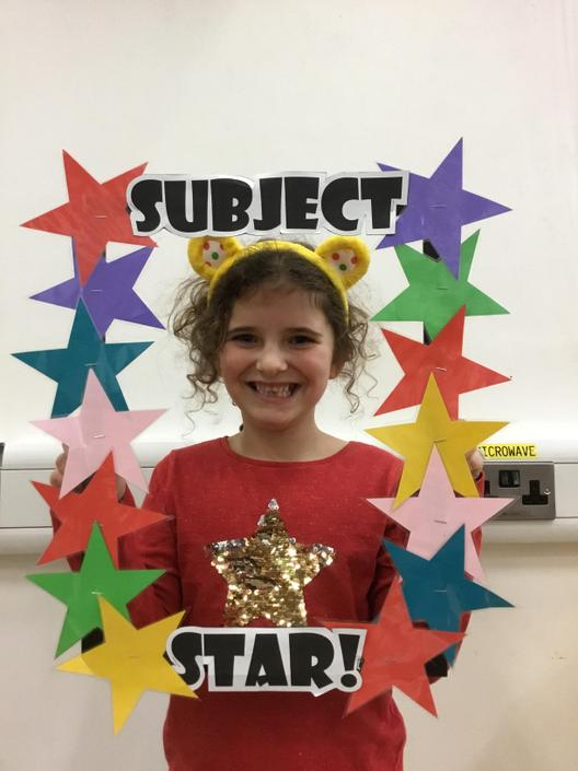 Maleah is our Art Subject Star!