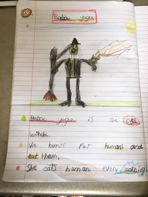 Hisham's fantastic character profile.