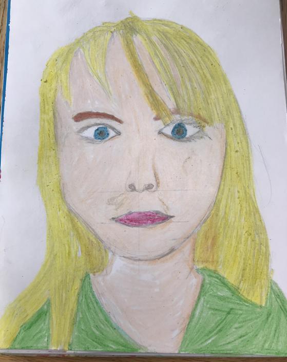 Emily's amazing art work!