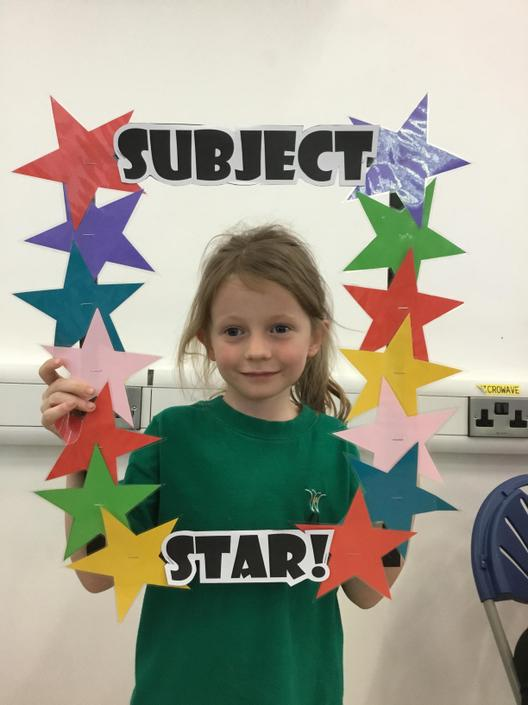 Ruby is our Maths Subject Star (20.09.19)