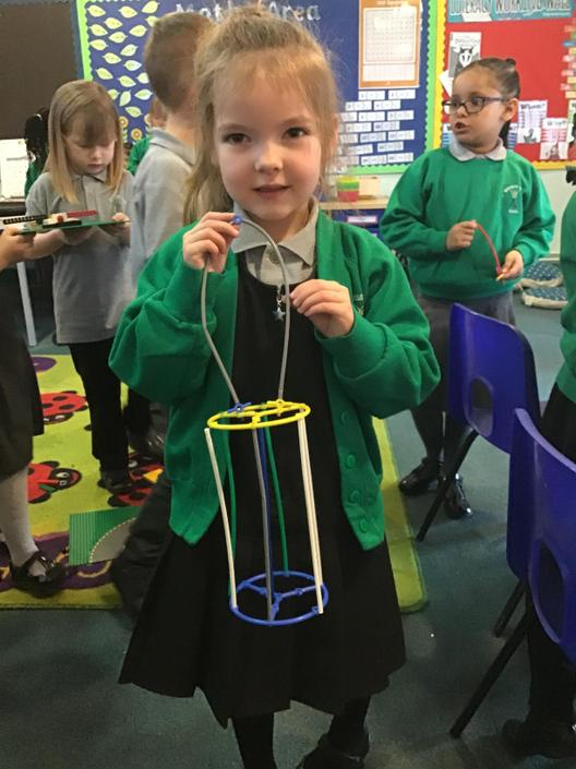 We designed and built our own rockets!