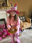 Chloe's been celebrating her birthday in style!