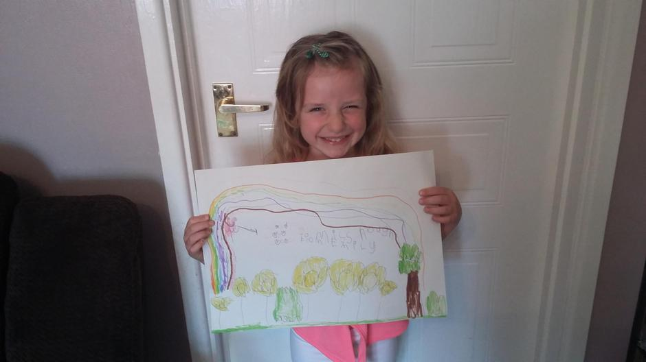 Emily's fantastic picture!