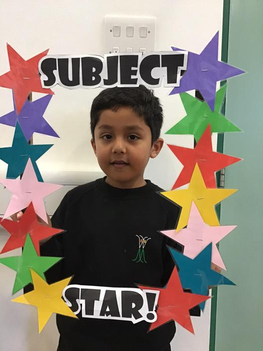 Yaqoob is our Religious Education Subject Star!