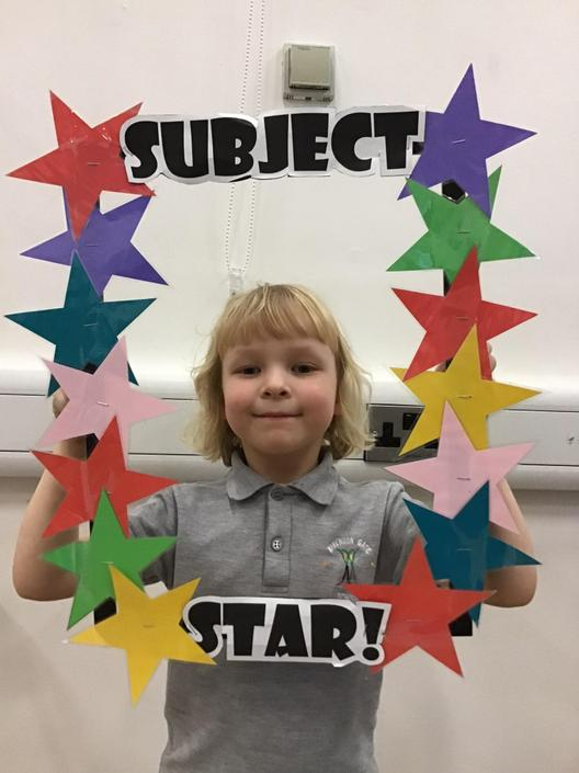 Well done Lottie for your fabulous work in Science