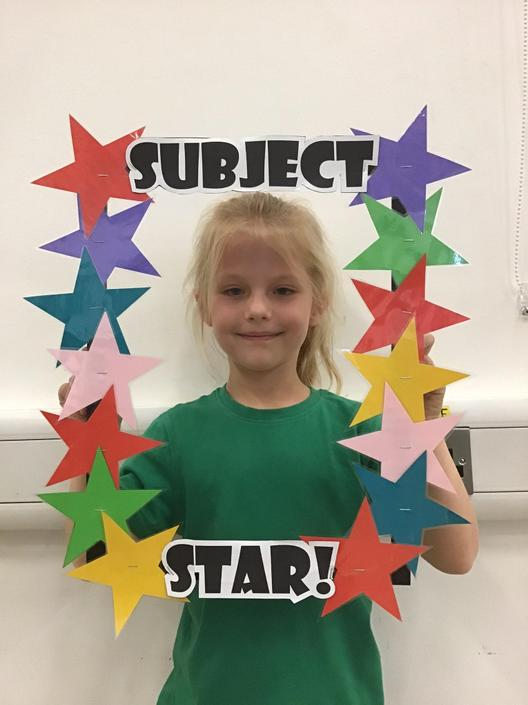 Isabella is our Humanities Subject Star!