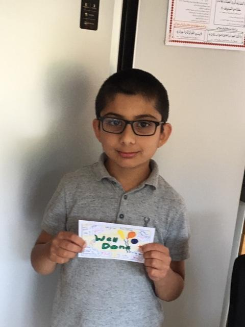 Well done Hamid!
