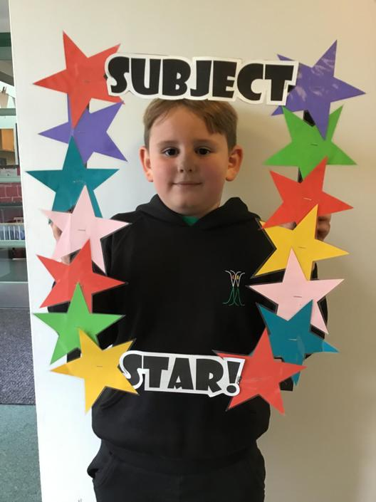 Jacob - Maths Star (20.9.19)
