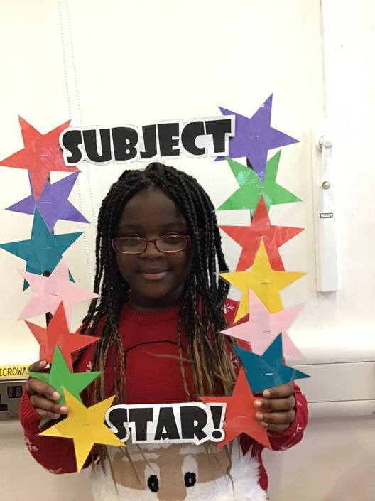 Kiddabiella - Maths Star (December 2019)