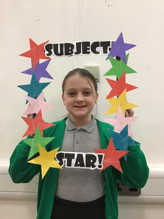 Science subject star!