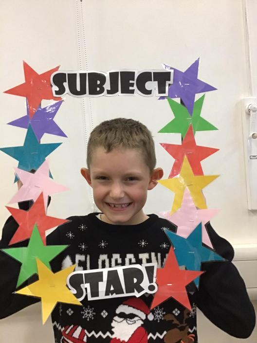 Maths star!