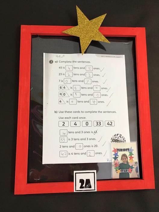 Ruby's Star Maths!