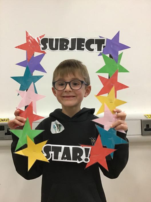 Arthur's Subject Star is for Homework!