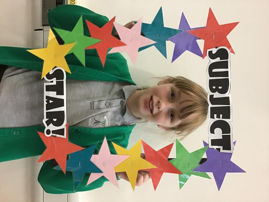 Homework Subject star!