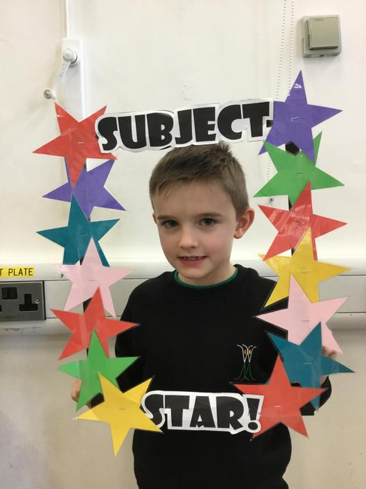 Jarriden is our PE Subject Star