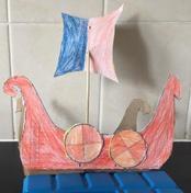 Kainan's Viking Longboat