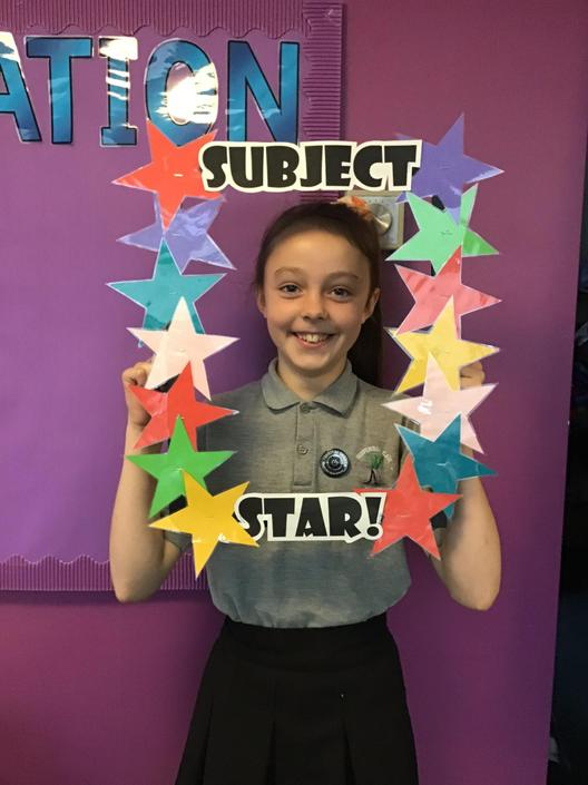 P.E subject star!