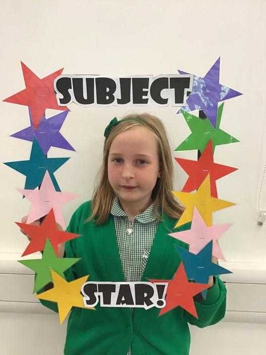 English subject star!