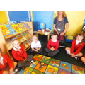 Mrs Armitage's year 1 class