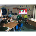 We enjoyed watching an animation that explained the different functions of teeth
