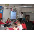 Mrs Dalkin's year 4 class