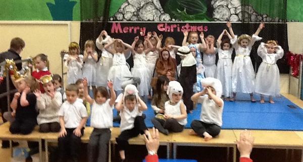 Reception Christmas!
