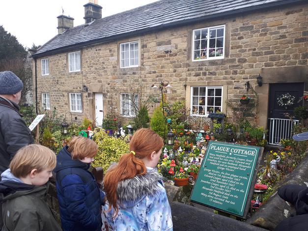 The plague cottages