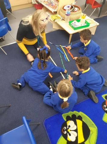 Maths Party - Ordering by length