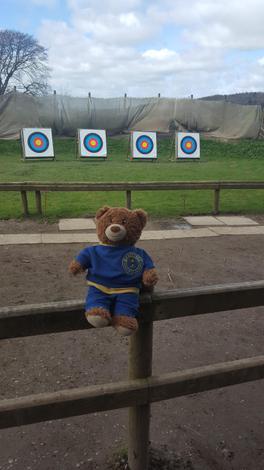 The archery expert!