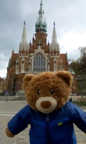 Bradley went to Poland with Mr Holland.