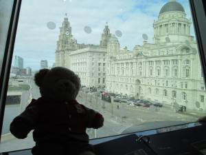 Bradley enjoyed his time in Liverpool Museum