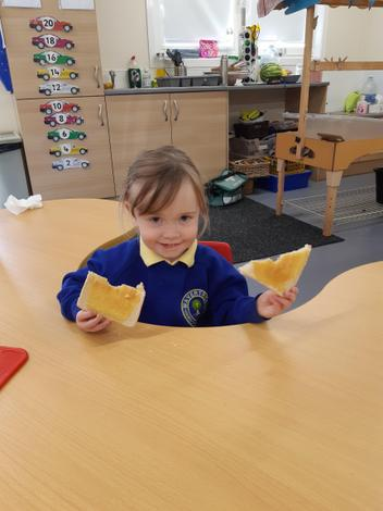 Maths Party - Rectangles and triangles