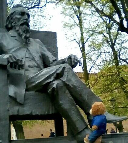Bradley and Karl Marx.