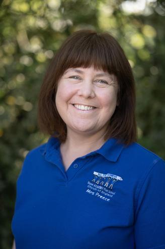 Vicki Preece, Reception Class Teacher