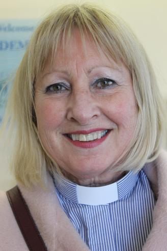 Rev Judith Jeffery appointed 4/2/19