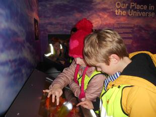 Jodrell Bank Discovery Centre, Manchester - Space, Earth and Gravity - Year 5 - November 2015 2