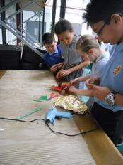 Enginuity, Ironbridge -  Year 4 linked to Science and Design Technology - June 2015 9
